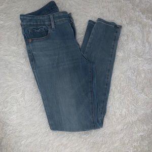 3/$30 Old Navy Rockstar super skinny jean size 8